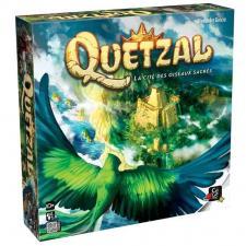Jeu de stratégie Quetzal (x1) REF/GPQU