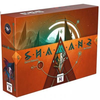 Jeu de stratégie Shamans (x1) REF/STSHA