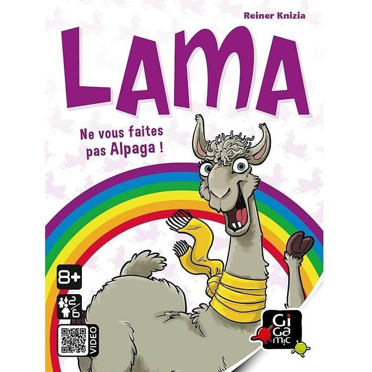 Jeu du lama