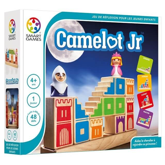 Jeu educatif enfant camelot jr