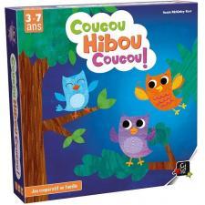 Jeu de société Coucou Hibou Coucou (x1) REF/JZCO