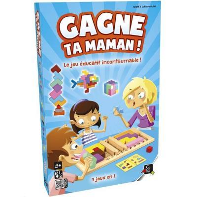 Jeu pour enfants: Gagne ta maman ! (x1) REF/GZFGM