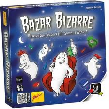 Jeu de cartes Halloween Bazar bizarre (x1) REF/ZOBAZ