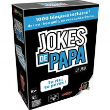 Jeu de cartes Jokes de papa (x1) REF/JOKE
