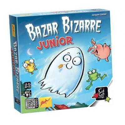 Jeu d'ambiance Bazar Bizarre JUNIOR (x1) REF/ZOBAJ
