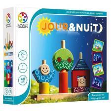 Jeu éducatif pour enfants: Jour et Nuit (x1) REF/SG 033 FR