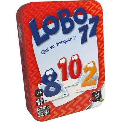 Jeu d'ambiance Lobo77 (x1) REF/AMLOBO