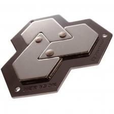Jeu de casse-tête Huzzle HEXAGONE (x1) REF/CPHEX
