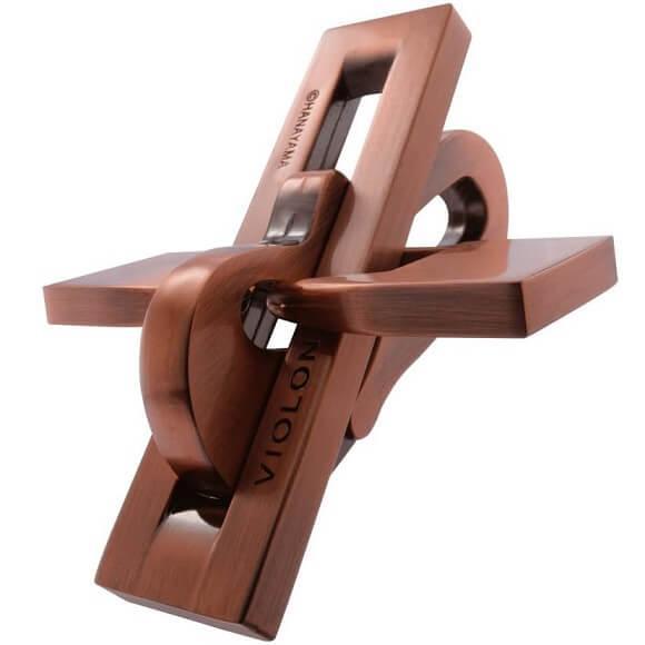 Jeu puzzle huzzle casse tete musique violon
