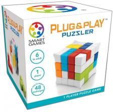 Jeu original en puzzle: Plug and Play Puzzler mini cube (x1) REF/SG 502 FR