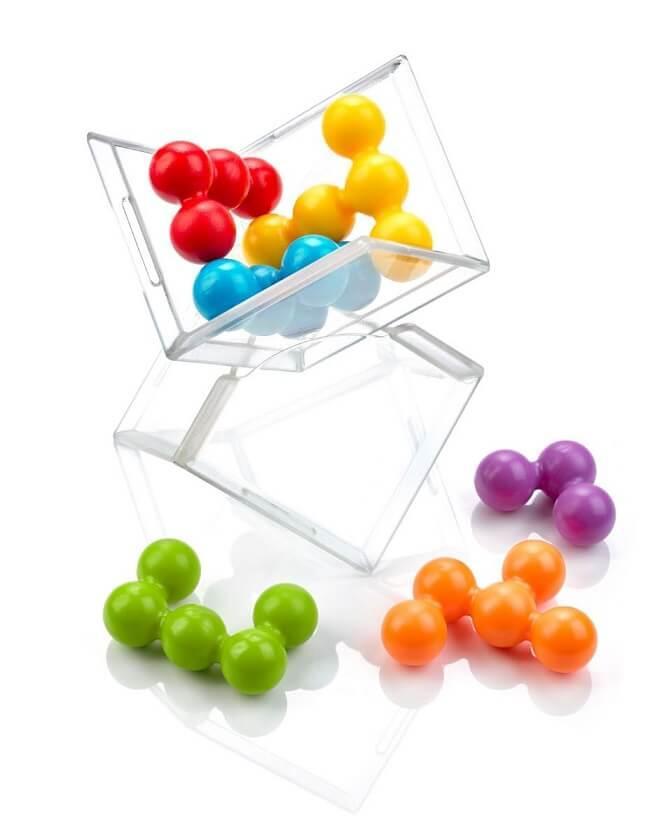 Jeu puzzle smartgames cube puzzler pro