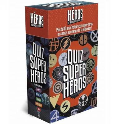 Jeu quiz sur les Super-héros REF/DPGA7085