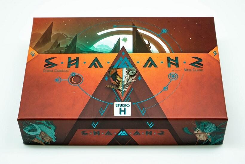 Jeu shamans avec strategie