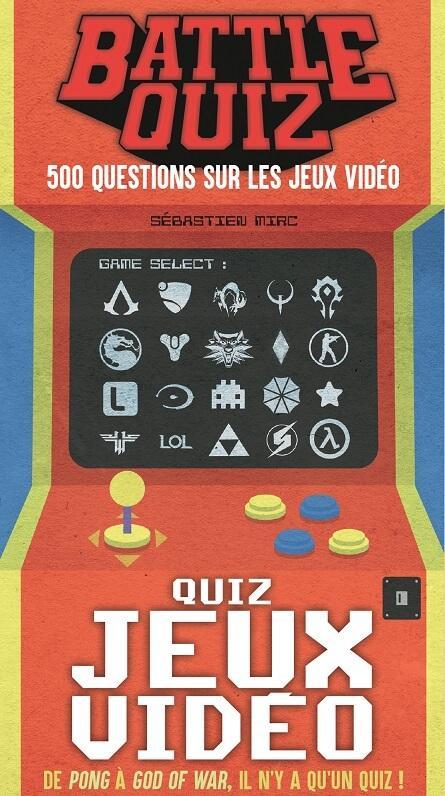 Jeux battle quiz jeux videos