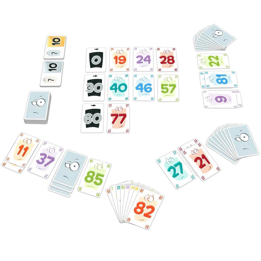 Jeux de carte 2 sans 3