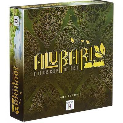 Jeu de plateau et de cartes Alubari (x1) REF/STALU