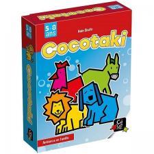 Jeu de cartes pour enfants Cocotaki (x1) REF/AMJCC