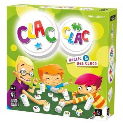 Jeu d'ambiance Clac Clac (x1) REF/AMCLA