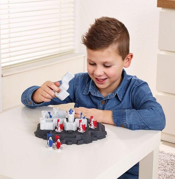 Jeux de reflexion pour enfants forteresse