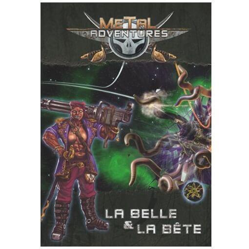 Jeux de role metal adventure la belle et la bete