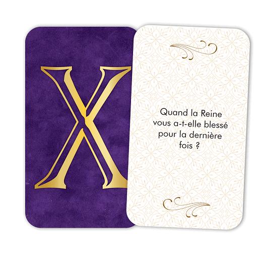 Jeux de societe avec carte pour la reine