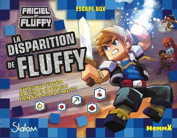 Jeux de societe escape box frigiel et fluffy
