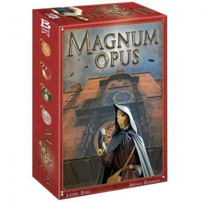 Jeu de société Magnum Opus, le grand oeuvre (x1) REF/BRMAG