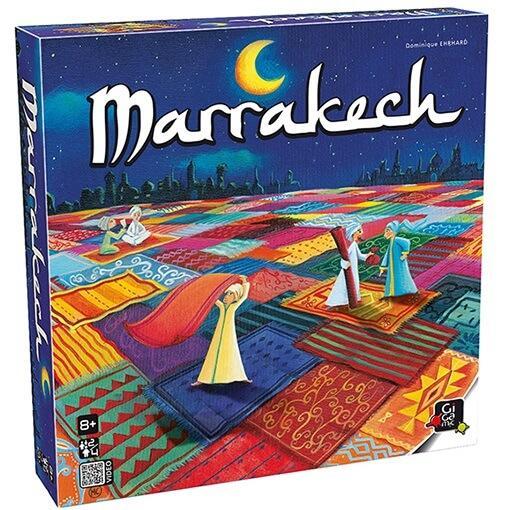 Jeux de societe marrakech