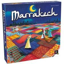 Jeu de société et de réflexion Marrakech (x1) REF/GCMA
