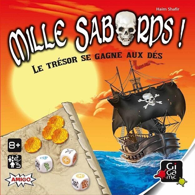 Jeux de societe pirate mille sabords