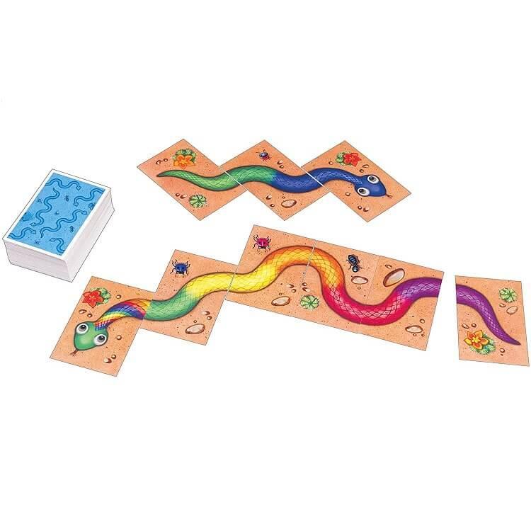 Jeux de societe pour enfant serpentina