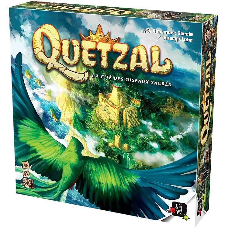 Jeux de societe quetzal