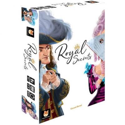 Jeu de société avec bluff: Royal Secrets (x1) REF/FUROY