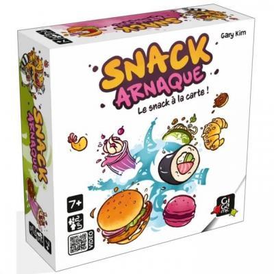 Jeu de société d'ambiance Snack Arnaque REF/GBSN