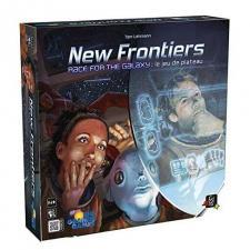 Jeu de société avec stratégie New Frontiers (x1) REF/JNEF
