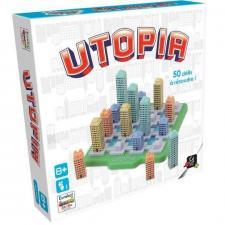 Jeu de société avec défis: Utopia (x1) REF/CESUT