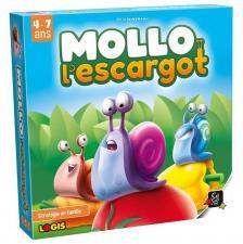 Jeu de stratégie Mollo l'escargot (x1) REF/JMOL