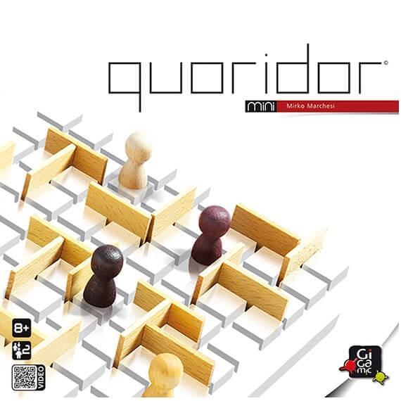 Jeux en bois de strategie et de reflexion quoridor