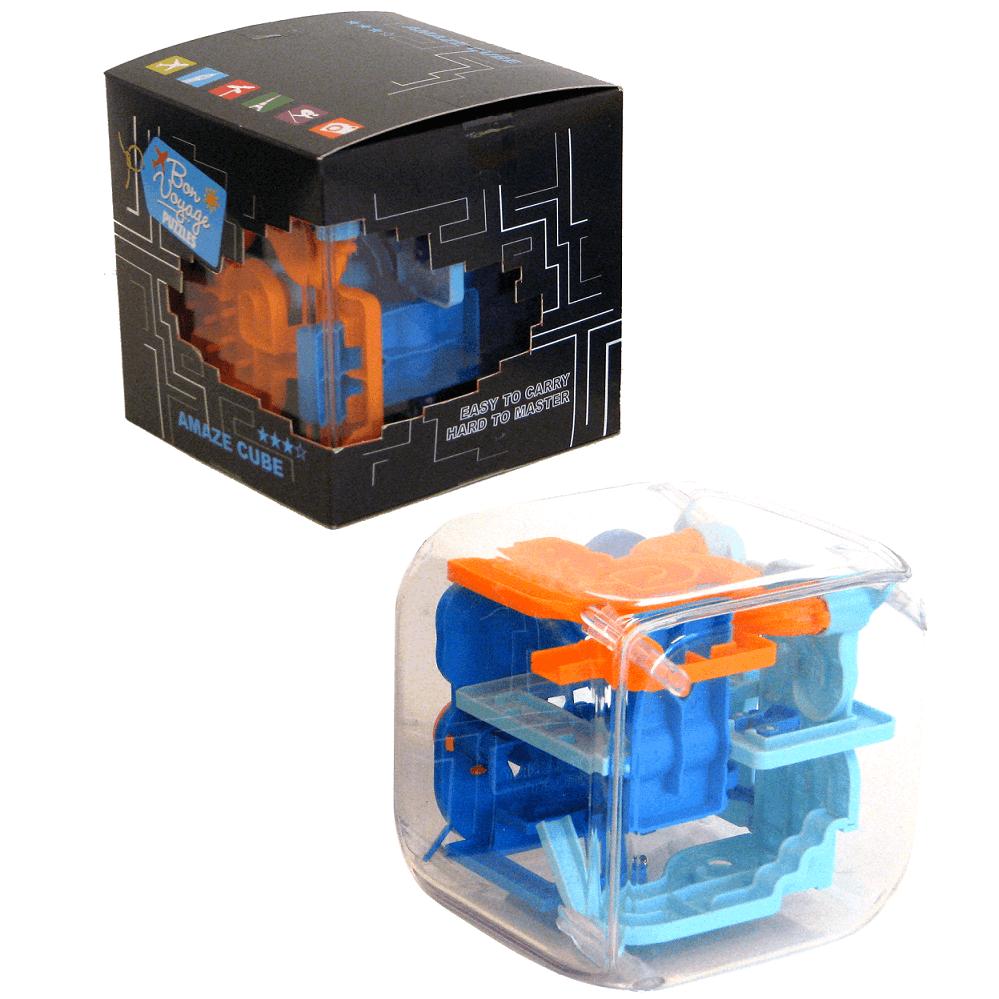 Jeux labyrinthe gigamic eureka 3d amaze cube