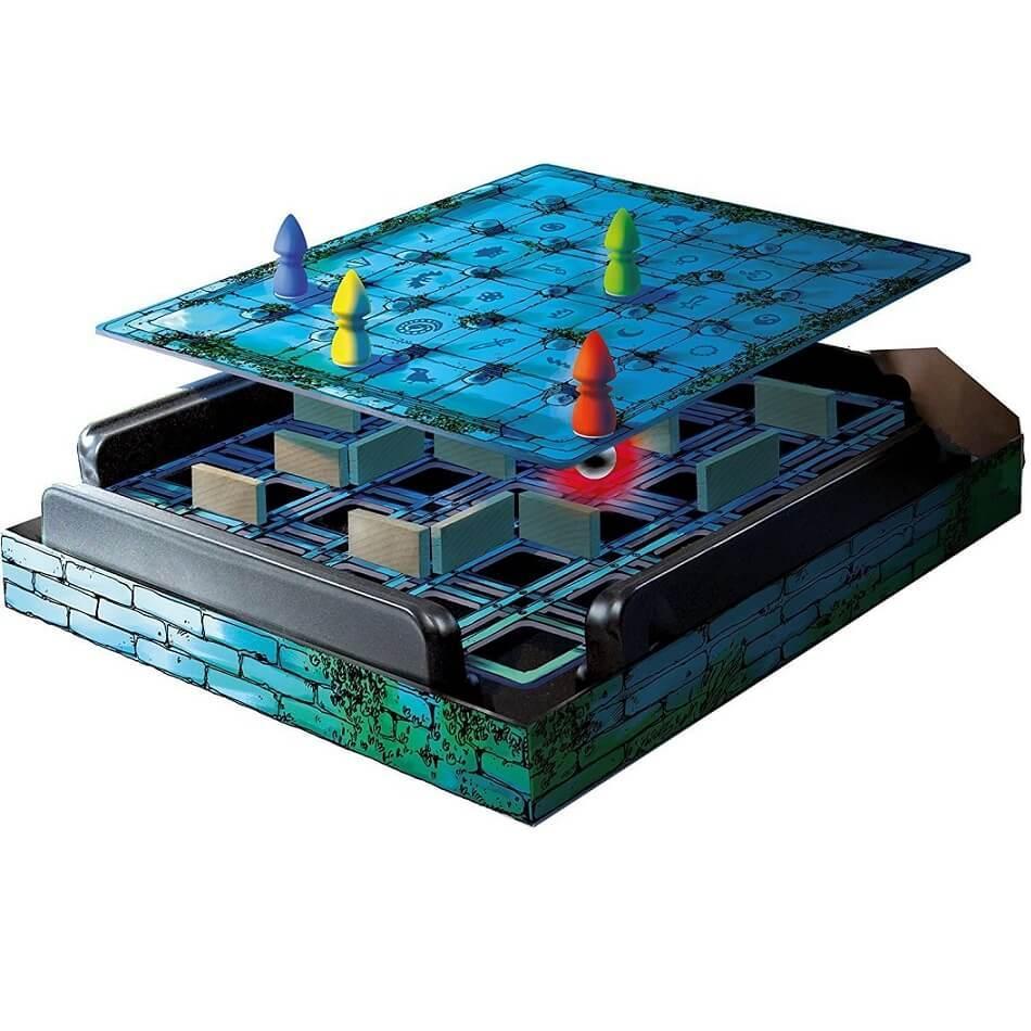 Jeux labyrinthe magique