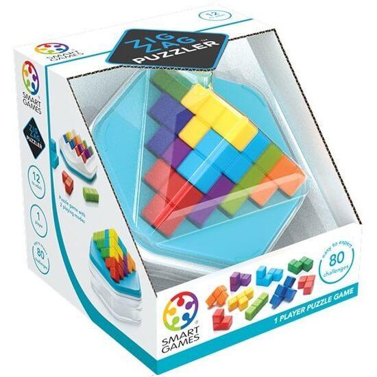 Jeux originaux puzzle smartgames zigzag puzzler