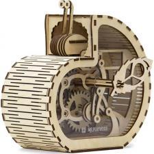Puzzle 3D en bois Mr. Playwood tirelire escargot (x1) REF/PWESC