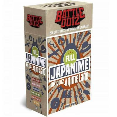 Jeu Battle Quiz Full Japanime REF/DPGA7086