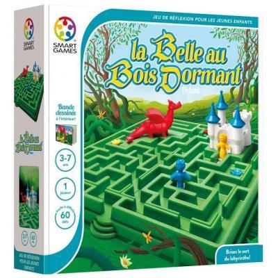 Jeu éducatif pour enfants: La belle au bois dormant (x1) REF/SG 025 FR