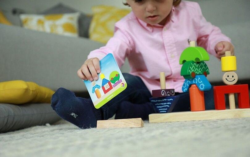 Jouet de reflexion pour enfant jour et nuit