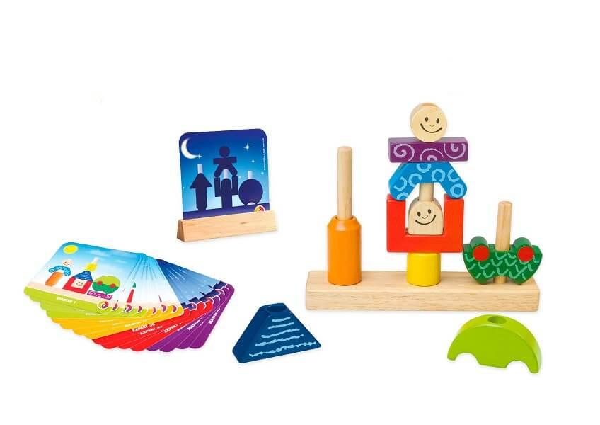 Jouet pour enfant educatif jour et nuit