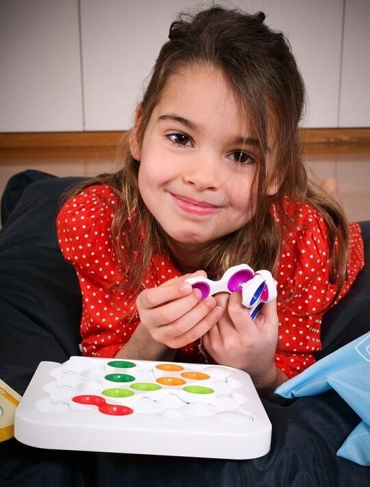 Jouets de reflexion pour enfants anti virus