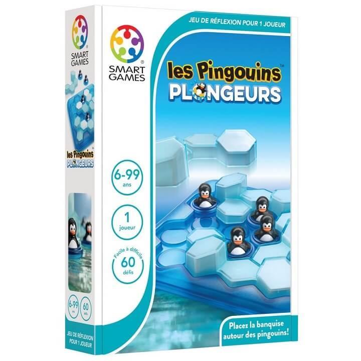 Jouets educatif de voyage pour enfant les pingouins plongeurs