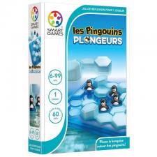 Jeu éducatif compact de réflexion pour enfants: Les Pingouins Plongeurs (x1) REF/SG 431 FR