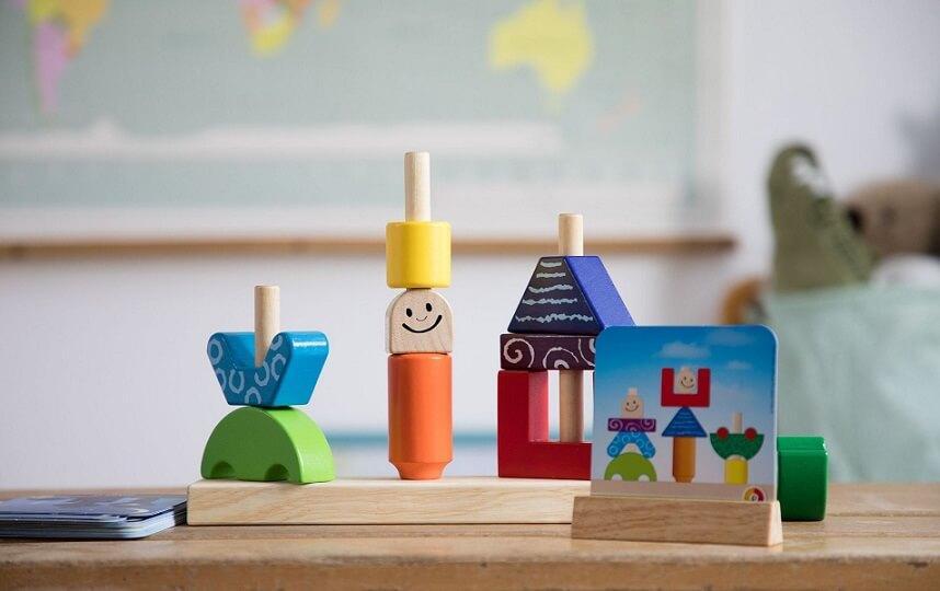 Jouets pour enfant educatif jour et nuit